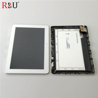 B101EAN01 6 LCD Display Screen Touch Screen Digitizer Assembly Frame Replacement For ASUS Transformer Pad TF103