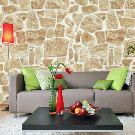 3d papel de parede Stone Wallpaper 3d wallpaper rolls Chinese style 3d wall paper for living room background wallcoverings quality waterproof personalized antique chinese style houses vintage 3d bricks wallpaper rolls for bedroom 3d stone wall paper