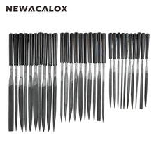 NEWACALOX 30pcs Wood Carving Tools Woodworking Rasp Needle Files Diameter Needles File Microtech Metal Filing Mini Hand Tool