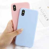 Shockproof Case For iPhone 6 6S Case For iPhone 5 5S Cover For iPhone 7 8 6 6S Plus Soft Silicon Case For iPhone X XS Max XR