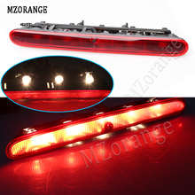MZORANGE For Peugeot 206 207 Rear Additional Third Brake Light Citroen C2 High Positioned Mounted Middle Stop Lamp