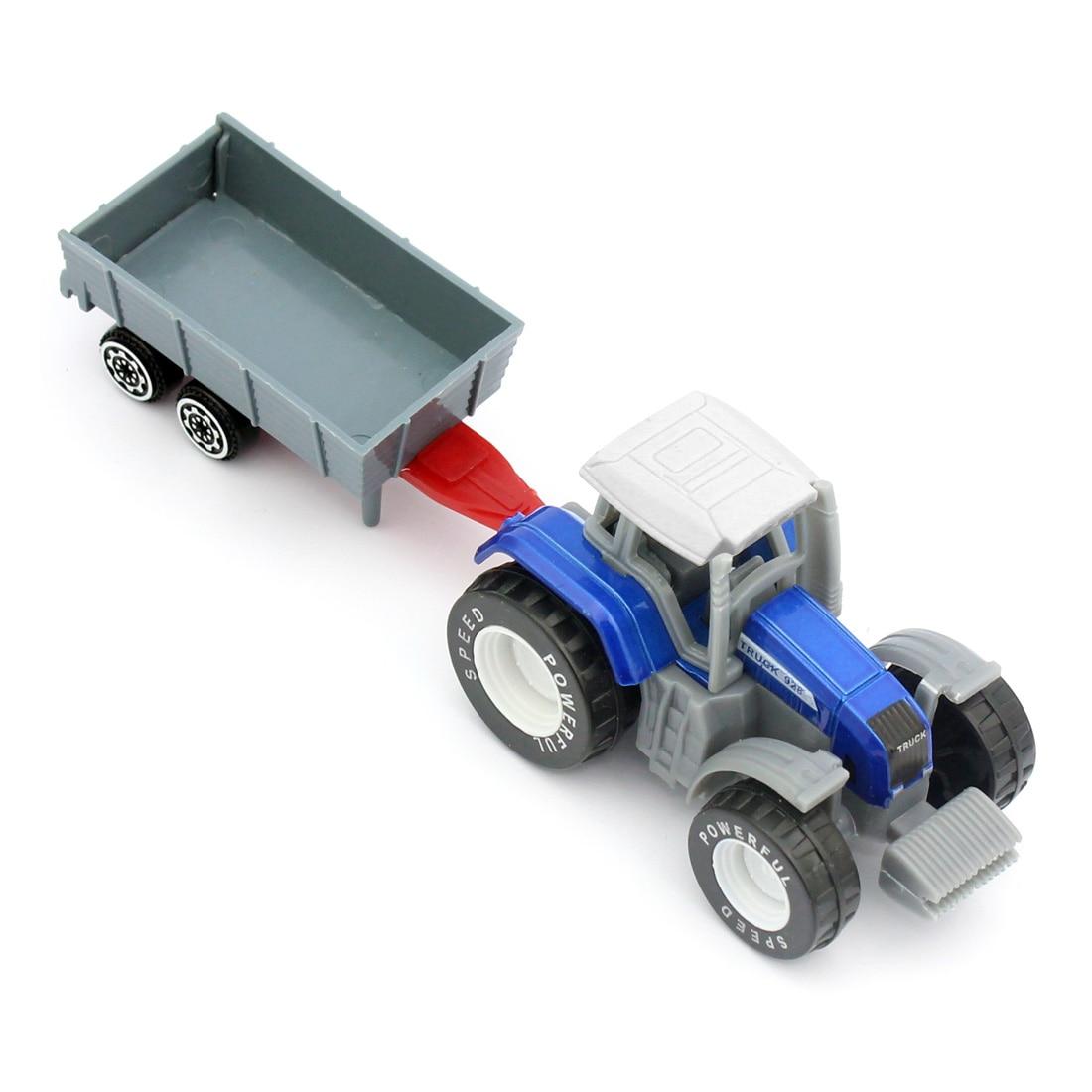 Мини-комбайн, машина для посадки тракторов, сельскохозяйственная машина для разбрызгивания, литейная модель, инженерный автомобиль, детска...