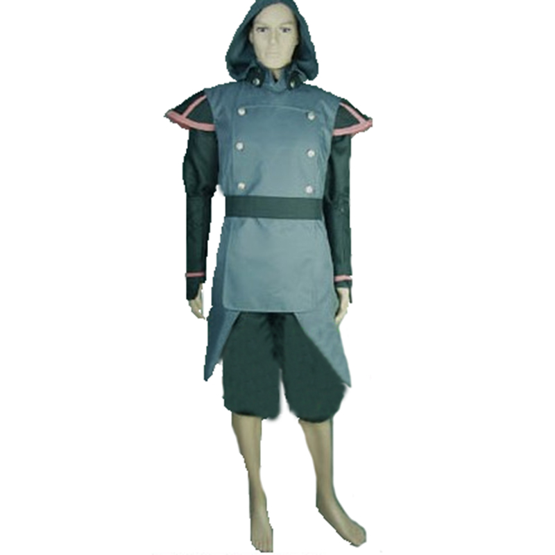 Avatar The Legend of Korra Amon Anime Cartoon Cosplay Costume Custom Made