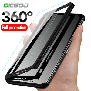 OICGOO Case For Samsung Galaxy A7 A6 A8 J4 J6 J8 Plus 2018 Phone Cases