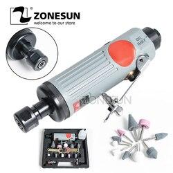 ZONESUN ZS-7306 pełny zestaw pneumatyczne młynek do mielenia powietrza młynek do mielenia młynek do mielenia do grawerowania narzędzia do polerowania narzędzia pneumatyczne