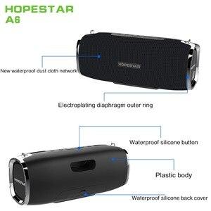 Image 2 - HOPESTAR A6 سمّاعات بلوتوث 35W الثقيلة باس العمود مضخم المحمولة اللاسلكية مكبر الصوت ستيريو للماء مع قوة البنك