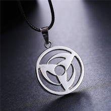 Necklace Uchiha Obito Kakashi Sharingan Pendant