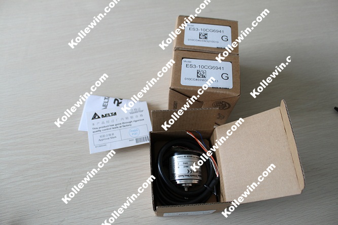 Delta ES3-10CG6941 1000P/R Incremental Rotary Encoder NEW, 1000PPR Encoder ES3-10CG6941 Free Shipping rotary encoder ose104 second hand looks like new tested working