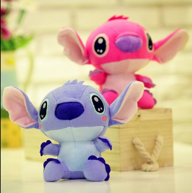 Super Cute Lilo and Stitch Plush Doll Toys, 1pcs 8 20cm Lovely Stitch Toys, Plush Animals Christmas gifts 20cm lovely cute lilo and stitch plush doll toys best gift for children hot sale plush animals dolls for christmas gifts