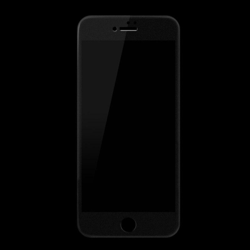 <font><b>DEVIA</b></font> for iPhone 7 4.7 inch 3D <font><b>Curved</b></font> <font><b>Tempered</b></font> <font><b>Glass</b></font> <font><b>Full</b></font> <font><b>Screen</b></font> <font><b>Cover</b></font> - 4.7 inch