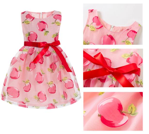 childrens dresses dress new year Christmas dress girl child gifts for the new year comunion girls dresses party frocks