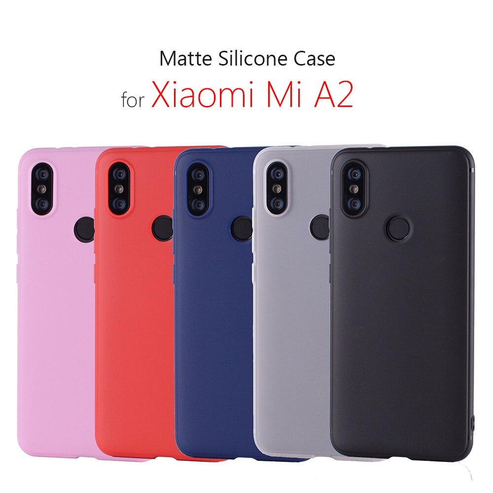 Xiaomi Mi A2 case silicone...