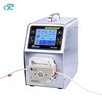 High precision single channel liquid metering peristaltic Lab pump