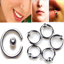 Wholesale 30Pcs/lot 316L Surgical Stainless Steel Ball Lip Piercing Labret Nose Ear Rings Belly Button Rings Eyebrow Jewelry mix lot wholesales 80pcs stainless steel eyebrow piercing belly button rings naval ear nose rings lip tongue body jewelry gold