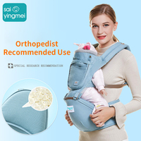 Baby Carrier Backpack Baby Hip Seat for Newborn Ergonomic Carrier Ring Sling Kangaroos Baby Care Baby Waist Carrier