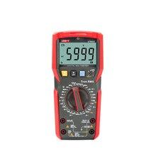 UNI-T UT89XD Digital Multimeter Tester True RMS AC DC Voltmeter Ammeter 1000V 20A Capacitance Frequency Resistance LED Measure nflc victor digital multimeter 20a 1000v resistance capacitance inductance temp vc9805a
