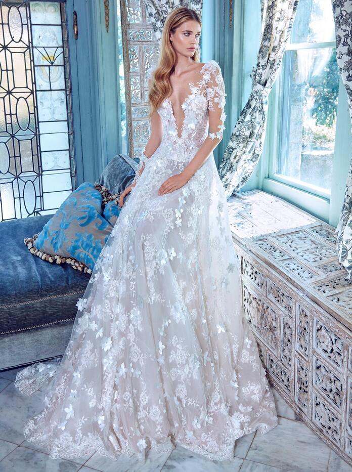 Kết quả hình ảnh cho wedding dress 3d 2017