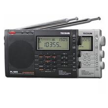 Lusya Tecsun PL 660 Radio stéréo Portable haute Performance bande complète réglage numérique FM AM Radio SW SSB I3 001