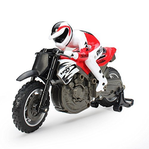 Huanqi 527 2.4Ghz Mini RC Motorcycle Motor Off Road High Speed Racing Motorcycle RC Motorbike RTR