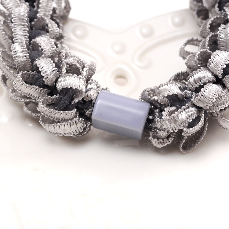 Voroco NOUVEAU Argent Sterling 925 Perle Pendentif Cup Cake Charme CZ Pour Femmes Bracelet