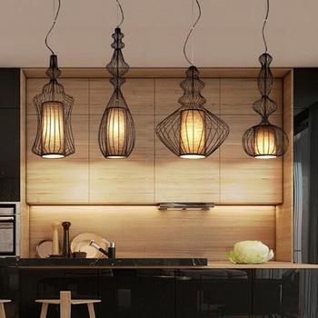 Modern Chandelier Lighting Lustre Suspension Luminaire Fixtures Restaurant Hotel Dining American Chandelier Lights