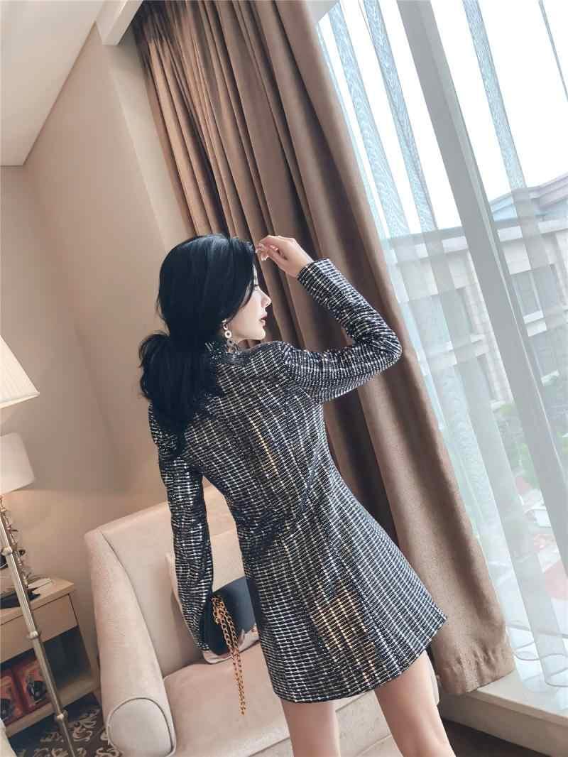 Murah Grosir 2019 Baru Musim Gugur Musim Dingin Hot Jual Fashion Wanita Netred Kasual Wanita Pakaian Kerja Jaket YANG BAGUS MP202
