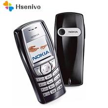 100% Original unlocked Nokia 6610 Unlocked GSM Bar Mobile ph
