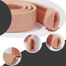 Ribbed Fabric Gel Tube Sleeves Cap Cover for Hammer Toe Claw