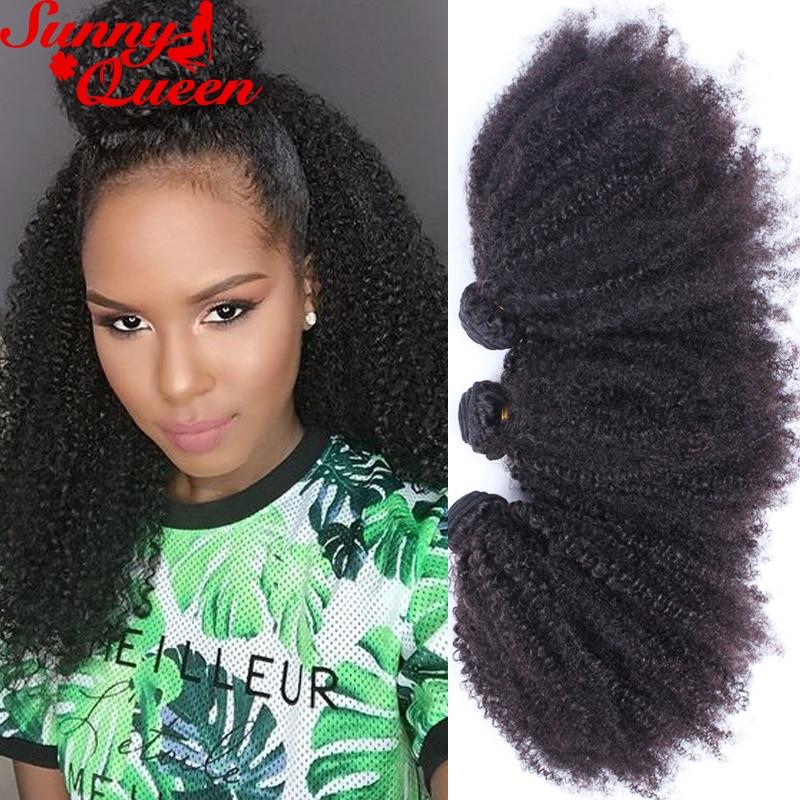4b 4c Human Hair Extension 8a Brazilian Kinky Curly Virgin