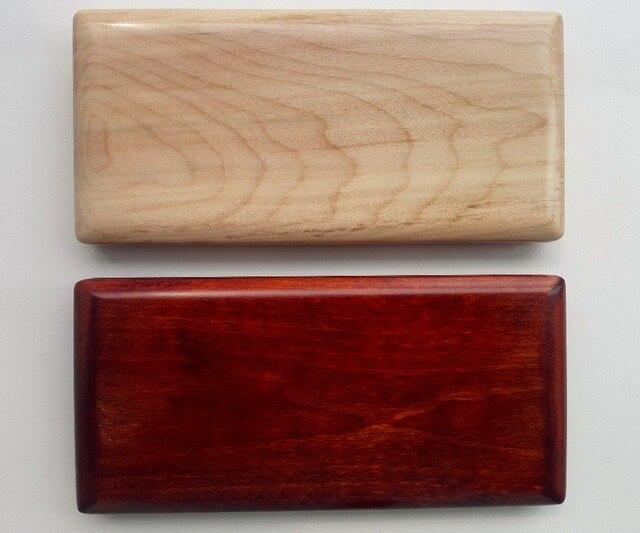 Étui à roseaux en bois dérable 20 pièces