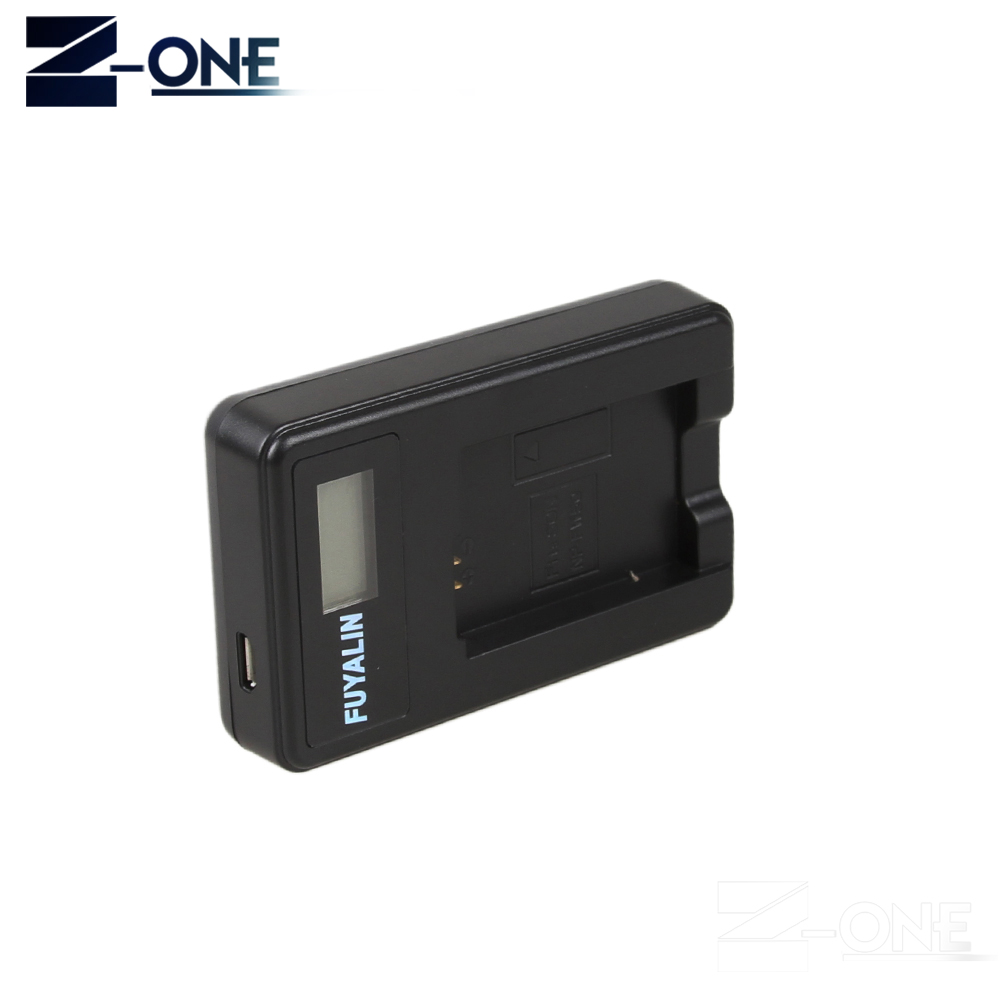 LCD USB סוללה מטען EN-EL15 עבור ניקון EN-EL15a D850 D810a D810 D800