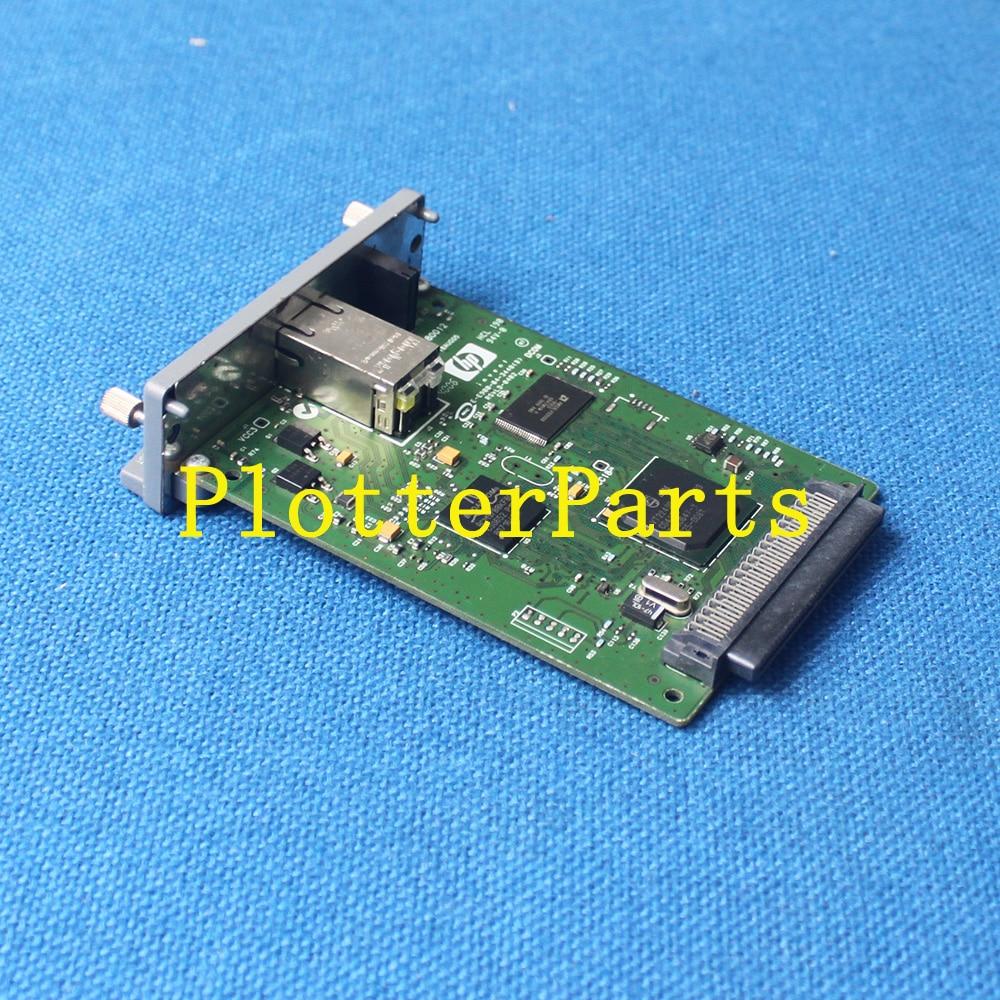 J7960G J7960A J7960-61001 Ethernet Print Server for HP Business InkJet 2300 DesignJet 500 T1100 Jetdirect 625n Original used