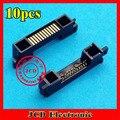 CK 10 шт./лот 12pin Micro USB Зарядки разъем для Sony Ericsson C510 K550 U10i U1 C702 C902 C905 W380, MC-109