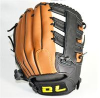 High quality!DL 11.5 12.5 Professional Baseball Gloves Pitcher Infielder Anti Impact cowhide Baseball Gloves,Free shipping