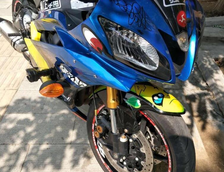 חדש ערכת מעטפת Fit עבור ימאהה YZF 600 R6 06 07 YZF-R6 2006 2007 ABS פלסטיק אופנוע Fairing סט חיפוי מותאם אישית מגניב כריש