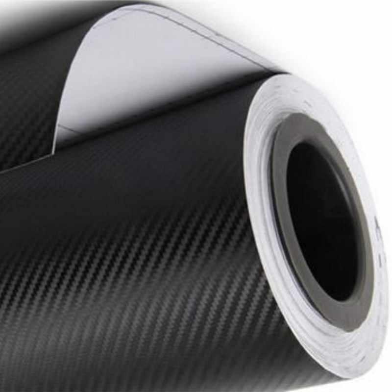 30 Cm X 127 Cm 3D Serat Karbon Vinyl Mobil Wrap Lembar Film Gulung Mobil Stiker dan Stiker Mobil Sepeda Motor styling Aksesoris