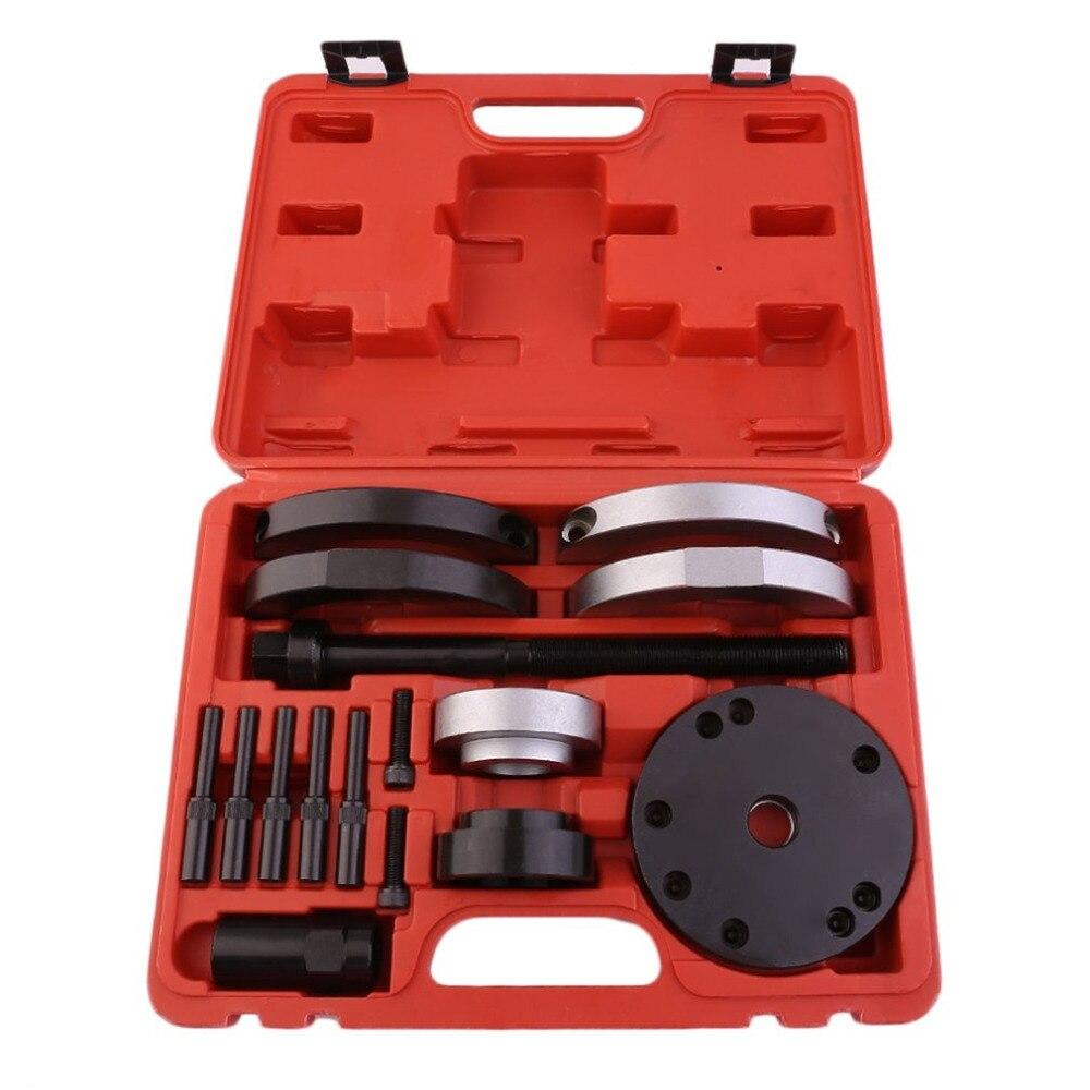 Professional 1 Set Automobile Car Wheel Hub Bearing Removal Installation Tool Wheel Bearing Puller For Audi MaintenanceFor Skoda 4pcs dac3063w 30x63x42 dac30630042 dac3063w 1 9036930044 574790 dac3063w 1cs44 hub rear wheel bearing auto bearing for toyota