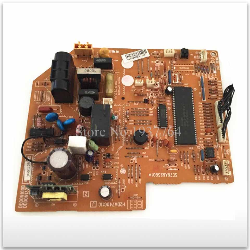 цена на 95% new for Air conditioning computer board circuit board SE76A623G01A SE76A623G01 board good working
