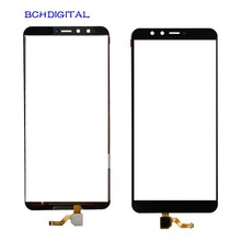 BCHDIGITAL H049 For Huawei Y9 2018 / Enjoy 8 Plus Front Glass Lens Sensor Panel Touch screen Digitizer Replacement(China)