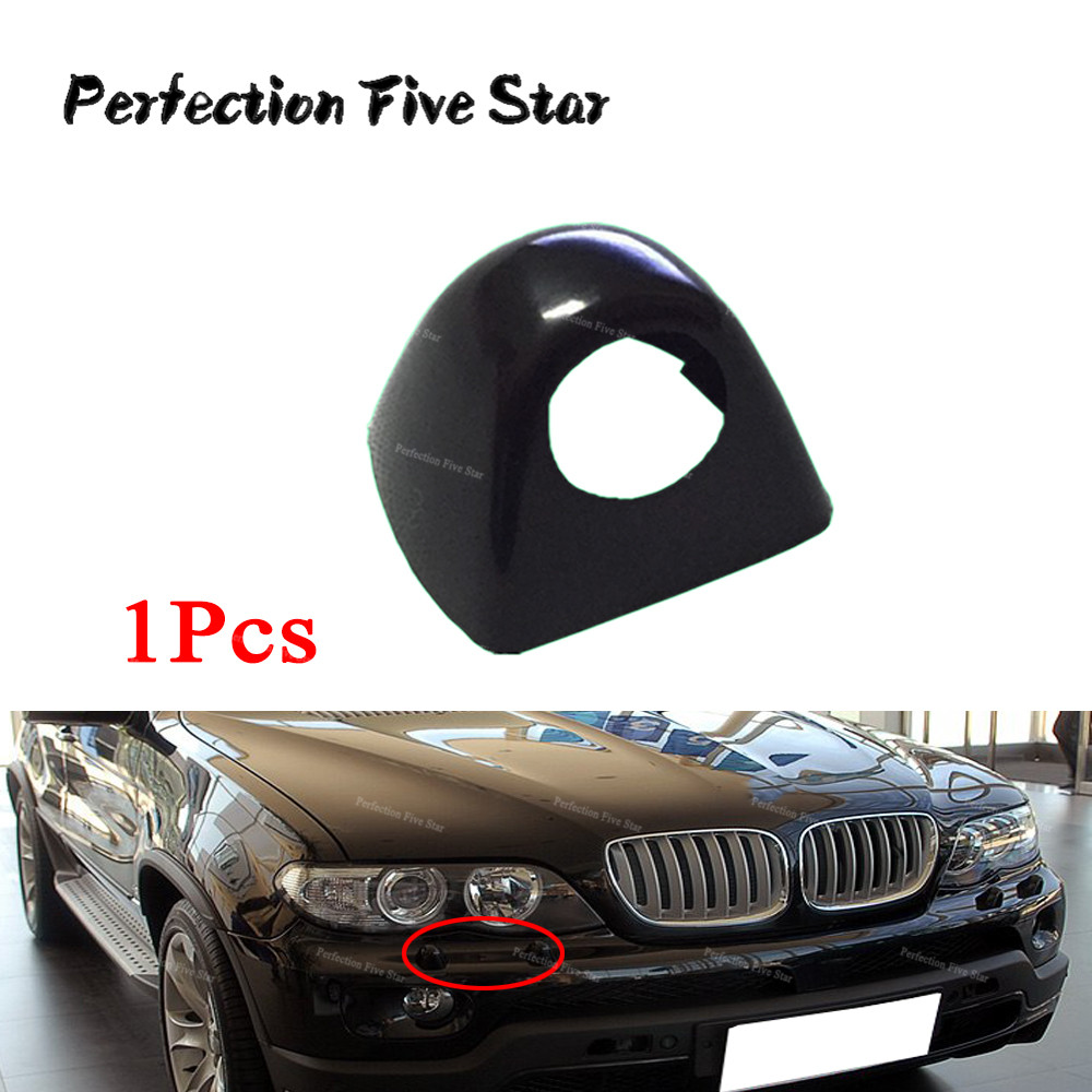 Painted or Primed BMW Front Left Head Lamp Wash Cover 1 Series E81 E82 E87 E88