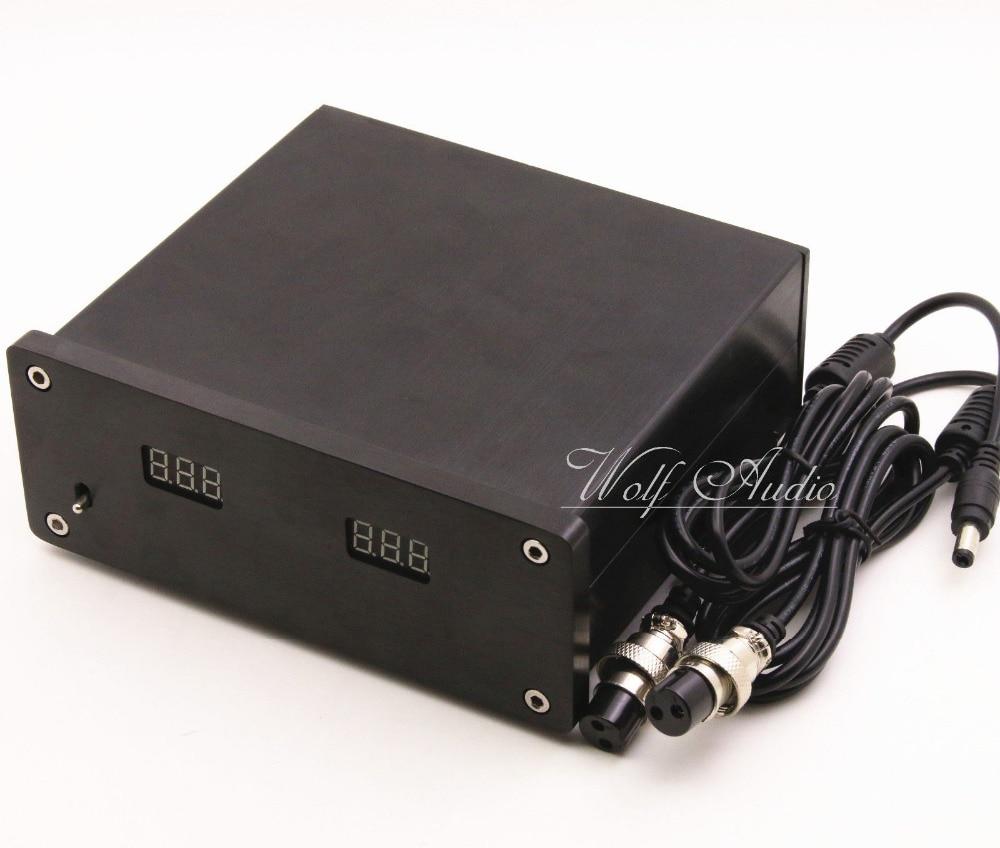 WL Hifi 15 w 2 voies linéaire alimentation DC-2 USB préampli DAC externe  linéaire PSU amplificateur adapter 38157c23446f