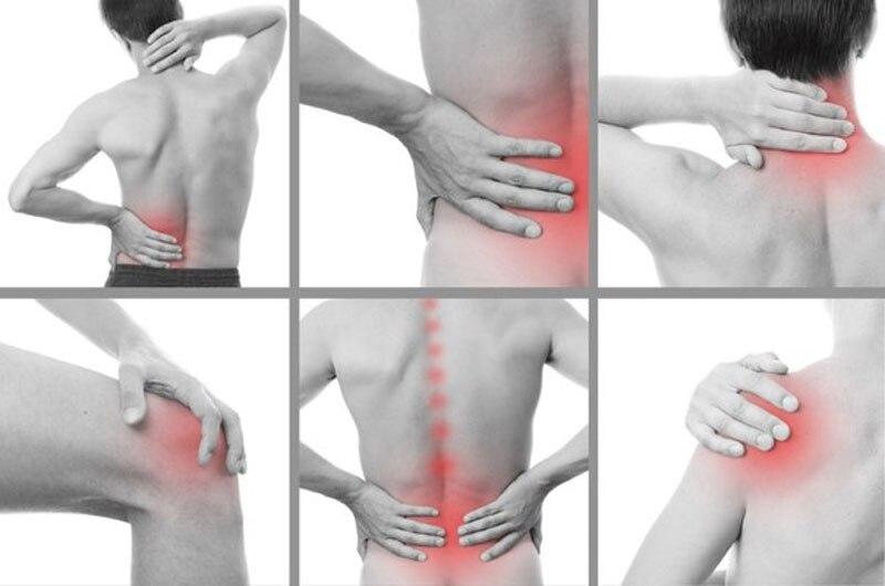 Боли в суставах симптомы остеохондроза