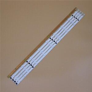 Image 2 - TV LED Bars Voor Samsung UE32F6640SS UE32F6670SB UE32F6800AB UE32F6805SB UE32F6890SS LED Backlight Strip Kit 9 Lamp Lens 5 Bands