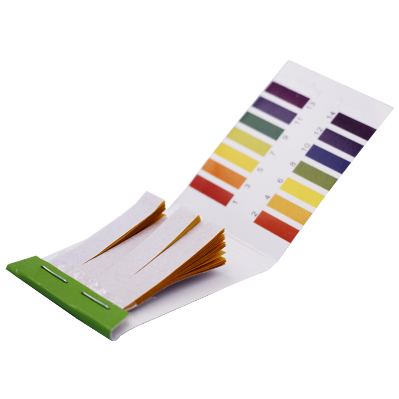 PH Indicator Test Strips 1-14 Paper Litmus Tester Urine & Saliva  15%