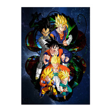 Wholesale diamond painting full embroidery crystal cartoon cross stitch animation character