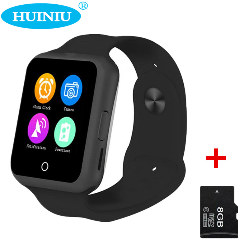 2017 Heart Rate C88 Smart Watch Android Clock Bluetooth Smartwatch Phone for Kids With Camera SIM