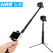 Handheld Selfie Sticks Monopod Tripod for GoPro HERO 7 6 5 4 3 xiaomi Yi 4k SJCAM sj4000 EKEN Dji OSMO Action Camera Accessories portable hand grip waterproof selfie stick pole tripod for gopro hero 7 6 5 4 sjcam eken yi 4k dji osmo action camera accessory
