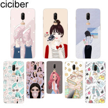 ciciber Kardashian Phone Case For Oneplus 7 Pro 6 5 T Soft TPU Back Cover Clear Coque for 1+7 Pro 1+ 6 1+5 T Fundas Shell Capa