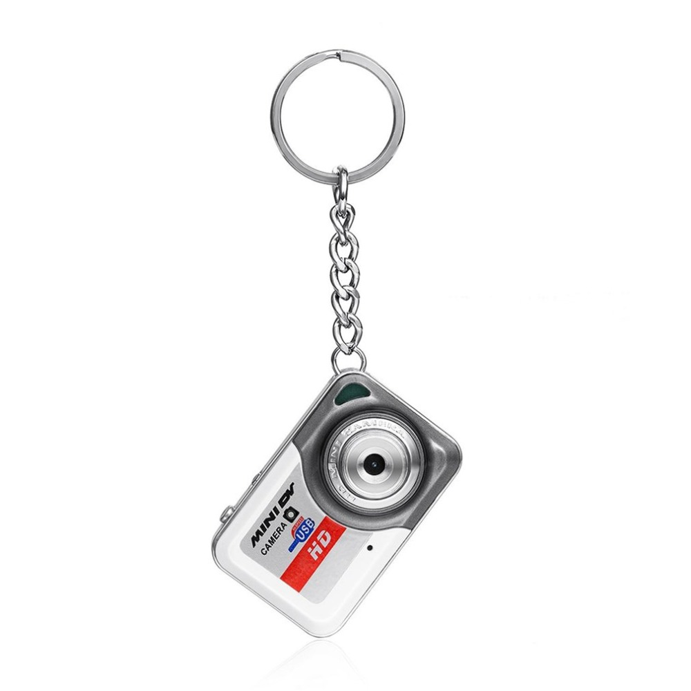 2018 Portable X6 HD Mini Camera Video Recorder Digital Small Cam Take Pictures Sport DV Motion Detection for Car Driving Sports