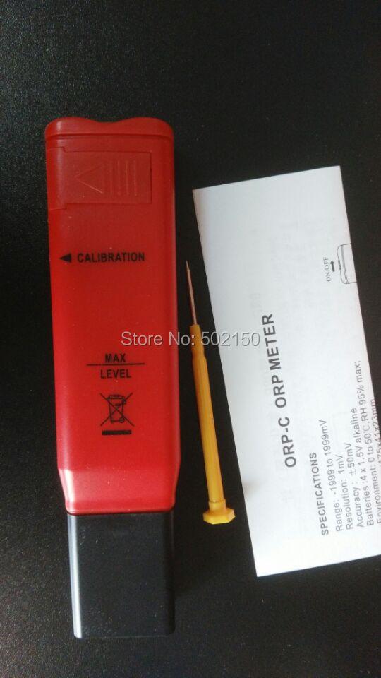 Wholesale pen type digital ORP tester pen type orp meter redox 999mv waterproof ip65 digital water treatment tester aquarium pool